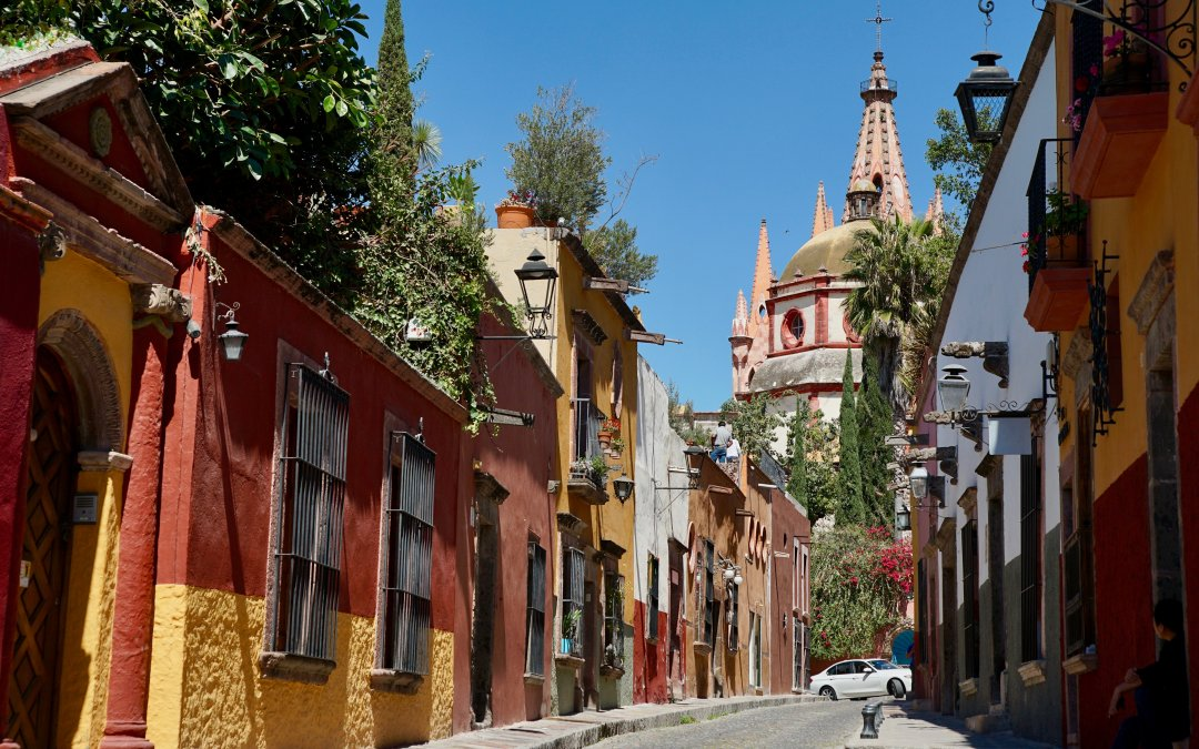 San Miguel de Allende Pop-up Dinner